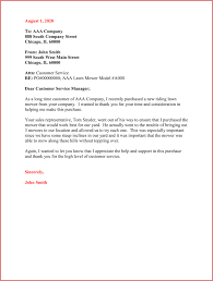 Customer Thank You Letter 5 Sample Letter Templates
