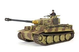<b>Радиоуправляемый танк</b> немецкий Tiger I