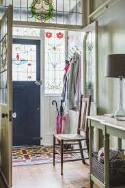 beautiful victorian entryway with stained glass victorian entry