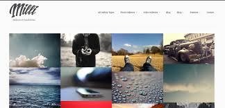 Wordpress Photo Gallery Theme 6 Best Art Gallery Wordpress Themes Designorbital