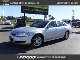 2016 Used Chevrolet Impala LTZ - 1 Owner - Leather & Bose Audio at ...