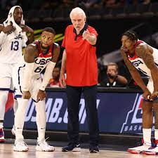 Team USA Stunned by Nigeria in Pre ...