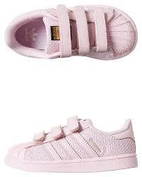 adidas shoes for girls superstar pink. clear pink kids toddler girls adidas originals footwear - s76620pnk adidas shoes for girls superstar pink