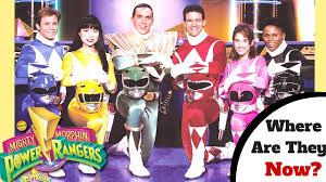 Mighty Morphin Power Rangers White Light Part 1 Mighty Morphin Power Rangers Where Are They Now Original Rangers