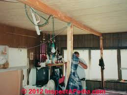 mobile home electrical inspection guide how to inspect the electrical ground system defects in double wides mobile homes