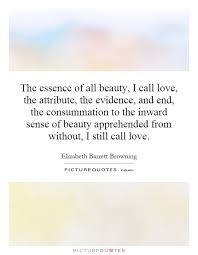 Essence Of Beauty Quotes