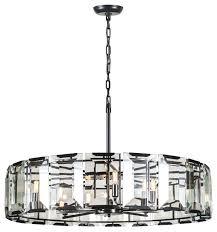 monaco 43 chandelier emerald cut glass