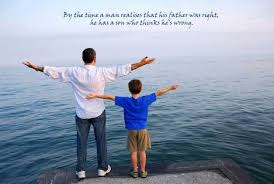 Dad Quotes From Son Delectable Father Quotes From Son Inspirational Loaded Rock