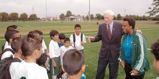 Brentwood Soccer Club to Play on New Turf!   NY State Senate