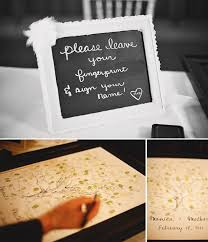 Guest Sign Book 20 Wedding Guest Book Alternatives 10 Is Our New Favorite
