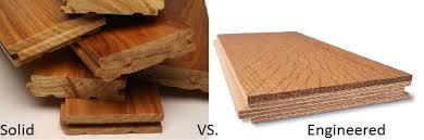 Solid Hardwood vs. Engineered Hardwood Flooring
