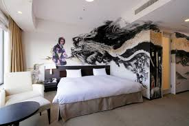 Gallery for Japanese Theme Room Interior Design Ideas Source Park Hotel  Tokyo shows off Japanese aesthetics