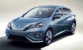 nouvelle renault 2018. Modren Nouvelle 2018 Nissan Leaf Rendering 810x486 And Nouvelle Renault N