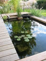 Amenagement Petit Jardin Avec Terrasse Et Piscine 6 Fans De Terrasse En Bois Avec Bassin
