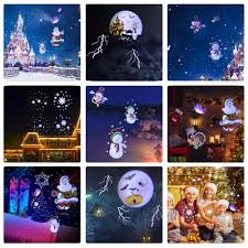 Christmas Animated Laser Light Christmas Laser Projector Animation Effect Ip65 Indoor
