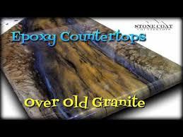 countertops over old granite