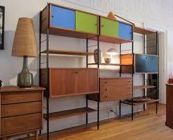 best about mid century modern wall shelves 2017 with bookshelves images mid century modern wall shelves