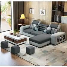 mak 4 seater living room sectional sofa