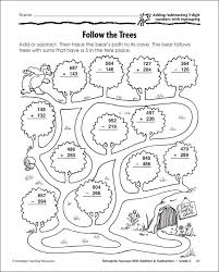 3-Digit Subtraction with Regrouping Coloring Sheet | 3rd grade ...