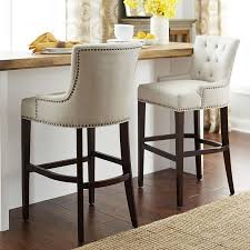 Small Picture Kitchen Faux Leather Bar Stools And Counter Houzz With Regard To