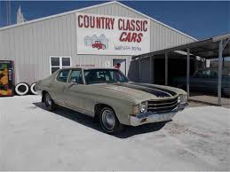 1972 Chevrolet Chevelle Malibu for Sale
