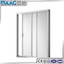 australian standards as2047 double glass thermally broken aluminium sliding doors