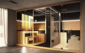 Luxurious Home Saunas The Most Sauna For 9