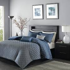 stripe 4pcs bedding sets navy duvet cover double navy duvet cover canada madison park morris navy 6 piece duvet cover
