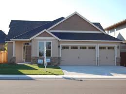 Absorbing Single Level House Design Then Fair Exterior Color Schemes Plus  Accents Traba Homes Along With