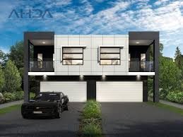architectural house. Duplex - Architectural House Designs Australia 1
