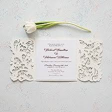 additional wedding stationery invitations, cards the knot shop Wedding Invitations From Photos lace opulence laser embossed invitations with personalization wedding invitation photoshop file