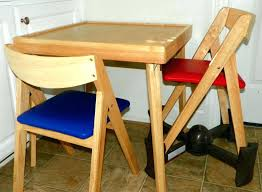 childrens wood table and chairs pictures gallery of amazing of folding table and chairs kids folding childrens wood table and chairs