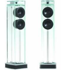 speakers expensive. waterfall niagara glass speakers expensive