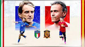 Head to head: Italy v Spain