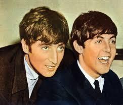 Resultado de imagem para Primeiro encontre de John Lennon e Paul Mccartney