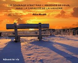 Félicitez Votre Courage Rénove Ta Vie