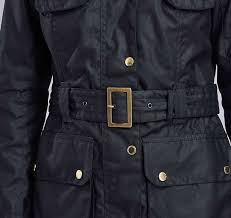 barbour wear uk black lwx0003bk51 back length 26 5 29ins 67 9 74 9cm b intl las international wax jacket womens waxed jackets