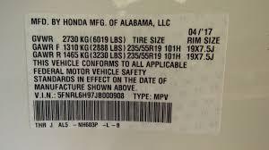 2018 honda 680. fine 2018 2018 honda odyssey elite automatic  16856804 38 inside honda 680 3