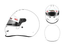 design a helmet for des foley formula1
