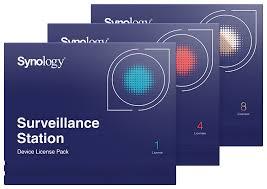 Surveillance Device <b>License Pack</b> | <b>Synology</b> Inc.