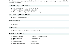 Best Resume Format For Freshers Mechanical Engineers 9 Mechanical