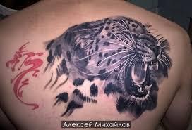 51 карточка в коллекции татуировки с животными в стиле реализм