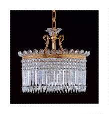baccarat crinoline chandelier 13 lights oval