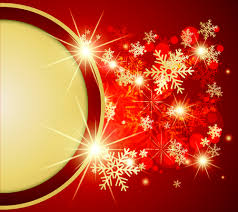 red christmas backgrounds. Perfect Backgrounds Ornate Red Christmas Backgrounds Vector Material 07 In M
