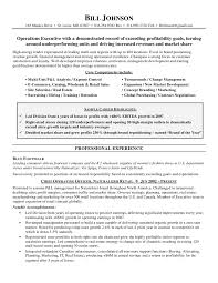 Outstanding Retail Merchandising Resume Examples Ensign