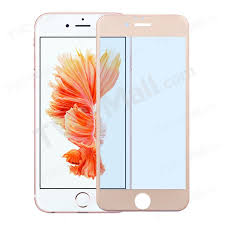 0 3mm 3d anti blue ray tempered glass screen guard for iphone 6s plus