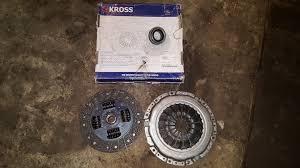 <b>Комплект сцепления KROSS</b> на 2,0 — KIA Ceed, 2.0 л., 2008 года ...