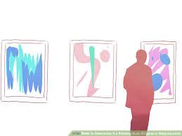 image titled determine if a painting is an original or reion step 2