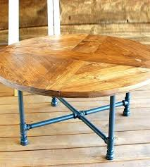 distressed dining table uk distressed wood round dining table reclaimed wood round dining table medium size