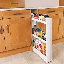 slide out storage tower wishlist pinterest storage kitchen